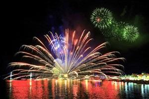 녹동바다불꽃축제,국내여행,음식정보